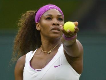 Serena Williams continúa a la cabeza del ranking de la WTA