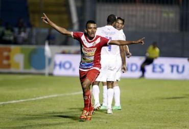 Real Sociedad sorprendió a Olimpia en el Nacional