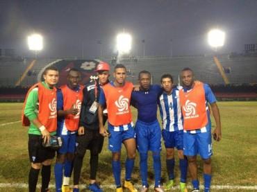 Sub-20 esta en semifinal de los Juegos Centroamericanos y el Caribe