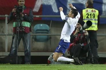 Cristiano Ronaldo salva a Portugal con otro gol decisivo