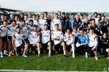 Cristiano Ronaldo comparte la Bota de Oro con sus compañeros