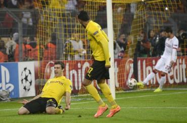 El Dortmund de Klopp ya está en octavos