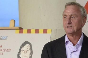 Cruyff pide tiempo para Luis Enrique