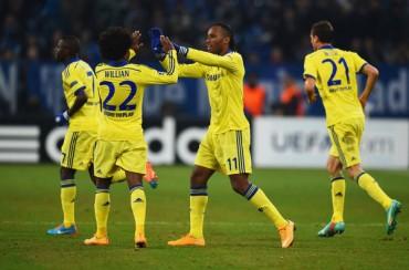 El Chelsea de Mou se asegura el primer puesto de su grupo
