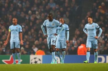 El Manchester City se complica la vida