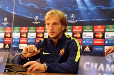 """Rakitic: """"Estar con Messi en el campo es un orgullo"""""""