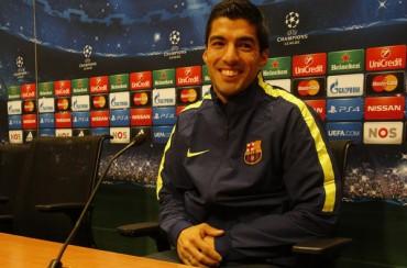 """Suárez: """"Me encantaría desahogarme pero si marco no lo celebraré"""""""