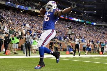 Bills 38, Jets 3; una estampida pasó por Detroit