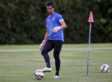 Portigliatti, estaría de regreso para la semifinal ante Olimpia