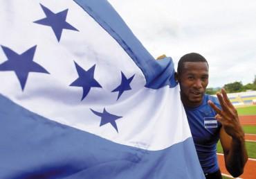 Rolando Palacios estará en las semifinales de los 200 metros