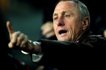 "Cruyff: ""No imagino a Mourinho ni a Cristiano en el Barcelona"""