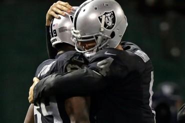 Raiders 24, Chiefs 20; primer triunfo del año