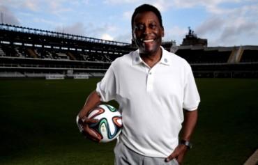 Confirmaron mejora en salud de Pelé