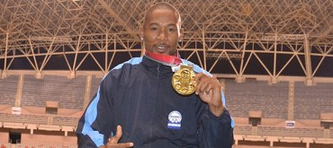 Rolando Palacios ORO en los Juegos Centroamericanos y el Caribe
