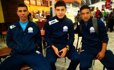 Selección Sub-20 si viajo a Veracruz México