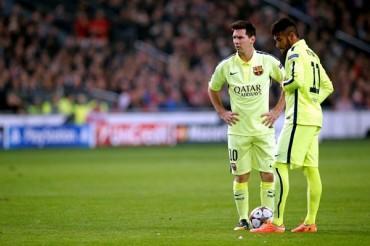 "Leo Messi: ""Espero mucho de Luis Suárez"""