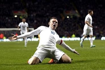 Wayne Rooney decidió la 'Batalla de Gran Bretaña'