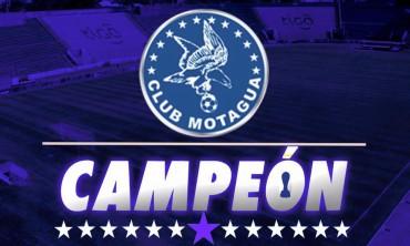 Motagua Logra su Copa 13 y es el nuevo Campeón de la Liga Nacional