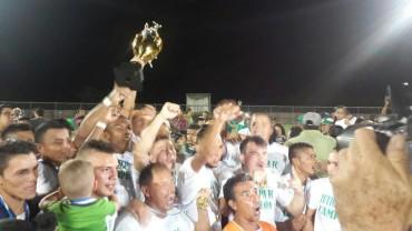 Juticalpa es el nuevo Campeón  de la Liga de Ascenso