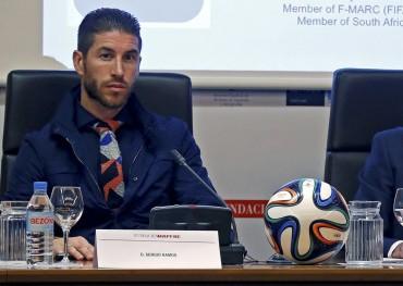 """Sergio Ramos: """"Ancelotti nos ha ganado; me quedo corto en los halagos"""""""