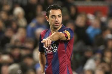 """Xavi: """"Ojalá llegue a ser el próximo Guardiola del Barça"""""""