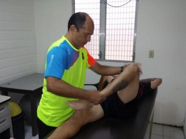 Ramiro Bruschi pasó satisfactoriamente el reconocimiento físico