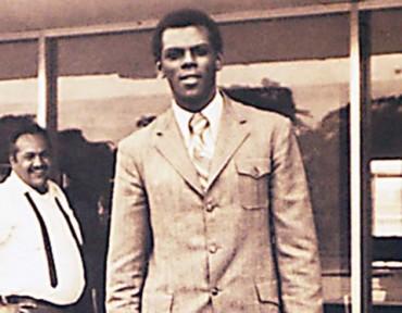 Falleció Samuel Santini, ex portero de Olimpia