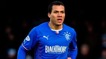 Arnold Peralta quiere dejar al Rangers de Escocia