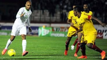 El argelino Brahimi, jugador africano del año