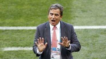 Se desconoce quién podría ser el asistente técnico de Jorge Luis Pinto