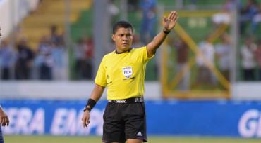 Armando Castro pitará la gran final entre Motagua-Real Sociedad