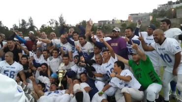 La selección de fútbol americano de Honduras se coronó Campeón