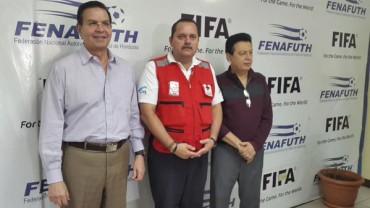 Fenafuth concede los partidos U-20 ante USA a la Cruz Roja Hondureña