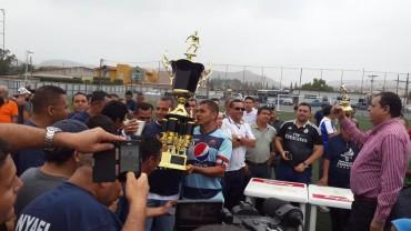 Motagua veteranos se corona Campeonísimos al vencer al Olimpia