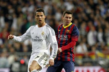 Cristiano lleva 18 penaltis más que Messi desde que llegó a la Liga
