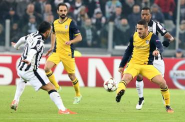 Todos contentos en Turín, el Atleti es líder y la Juventus pasa