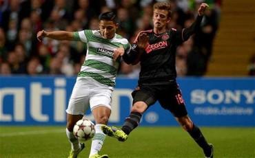 Emilio Izaguirre y Celtic, dejan escapar puntos importantes en la Liga de Escocia