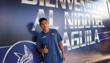 """Irving Reyna: """"Quiero y Anhelo ser Campeón con Motagua"""""""