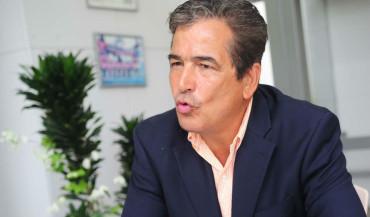 Jorge Luis Pinto sera presentado el 22 de de Diciembre