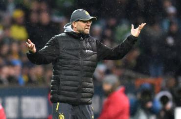 """Klopp descarta renunciar al Dortmund: """"No voy a tirar la toalla"""""""