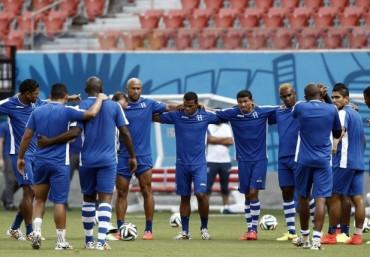 Honduras jugará repechaje ante Guyana en Marzo