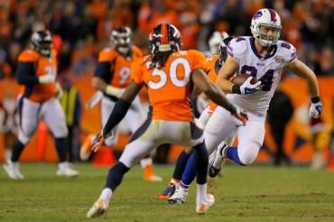 Broncos 24, Bills 17; Anderson comandó ataque terrestre