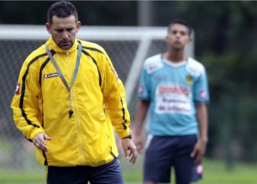 """Javier Delgado: """"Vamos a luchar por la remontada ante Real Sociedad"""""""