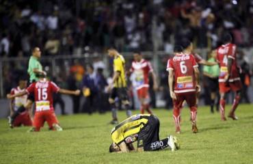 Real Sociedad deja en el camino al Real España y es Finalista