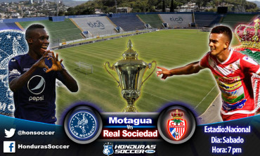Gran Final: Motagua por la 13…, Real Sociedad por una Copa Histórica
