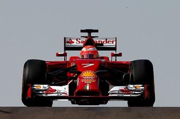 América Móvil, patrocinador del equipo Ferrari de F1