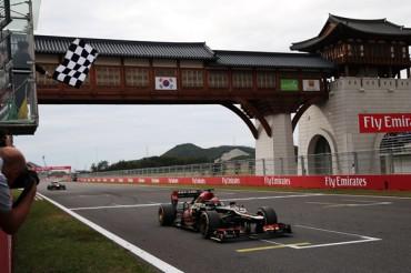 GP de Corea, en duda para temporada 2015 de F1