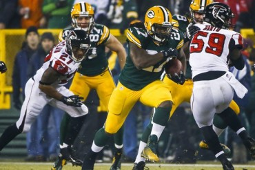Falcons 37, Packers 43; pasó un susto Green Bay