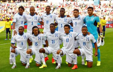 Selección de Honduras avanzó un puesto en el Ranking FIFA
