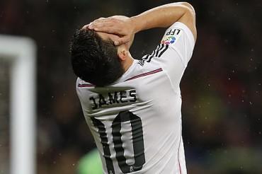 James podría jugar Mundial de Clubes